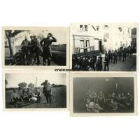 SA Photos - Medic training, parade