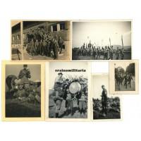 SA Photos - Parade with Standarte, musicians