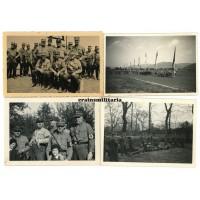 SA Photos - Pennant, grenade throwing