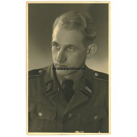 SS-Rottenführer postcard portrait