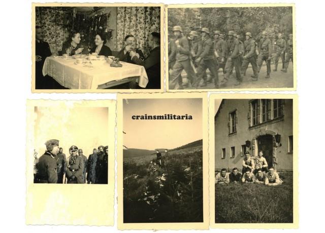 SS Photos - Officer, Totenkopf