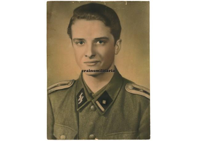 Large SS portrait