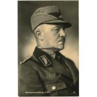 RAD Reichsarbeitsführer Konrad Hierl postcard portrait