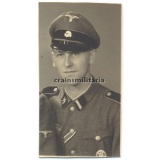 SS-Rottenführer with TK cap