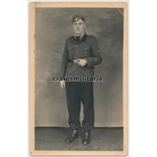 SS Deutschland superb studio portrait & more