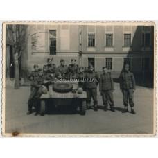 SS Volkswagen Kübelwagen