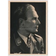 KC Winner postcard Werner Baumbach