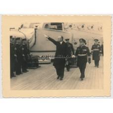 von Ribbentropp in England, 1937