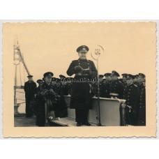 Linienschiff Schlesien commander