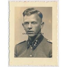 ***SOLD*** SS Untersturmführer studio portrait