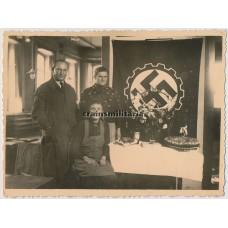 65th Birthday with DAF flag