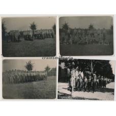Four early SA photos