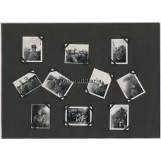 10 Mounted SA photos