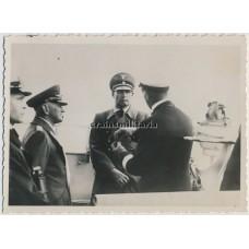 ***SOLD*** Rudolf Hess on the Admiral Graf Spee