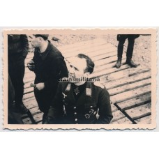 ***SOLD*** Luftwaffe ace Theodor Weissenberger private photo