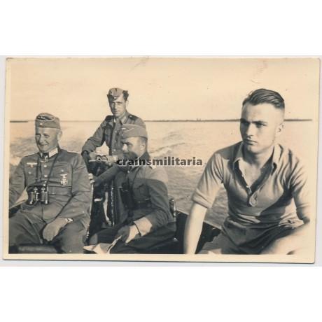 General Gustav Schmidt private photo