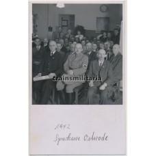 NSDAP members in Osterode, 1942