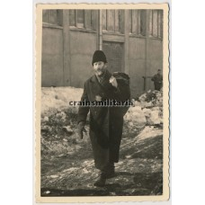 Polish Jew in Litzmannstadt Ghetto