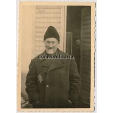 Polish Jew in Litzmannstadt Ghetto