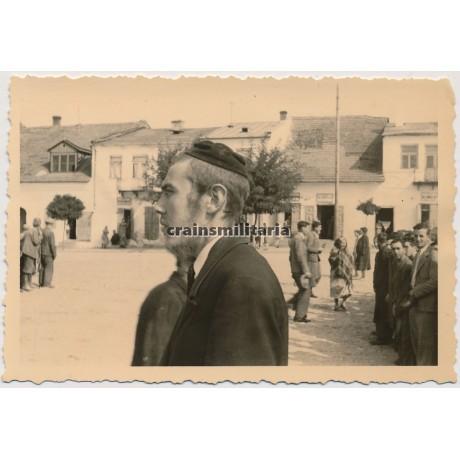 Polish Jew in Staszow 1939
