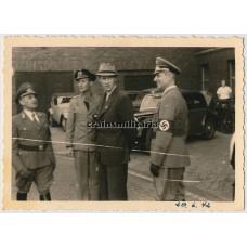 KC Uboot Kapitän Hans Diedrich von Tiesenhausen