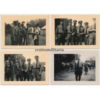 NSDAP Members visiting Nürnberg