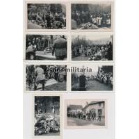 Political burial photos