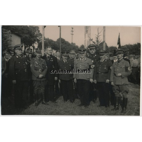 NSDAP and SA members