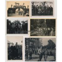 Six political photos - SA, NSDAP