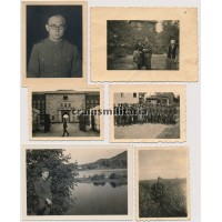 SS Totenkopf Uscha photo grouping