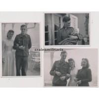 SS Unterscharführer wedding
