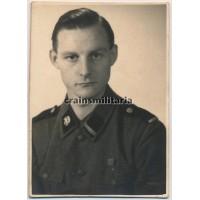 SS Totenkopf studio portrait