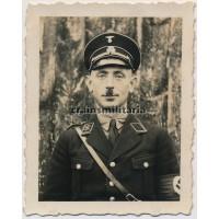 Allgemeine SS portrait photo - Marienburg
