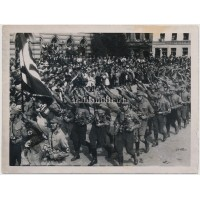 SA Parade in Pforzheim