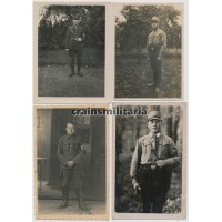 SA Photos - Group of 4 portraits