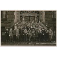 Group portrait in Remscheid - SA, NSDAP, HJ, ...