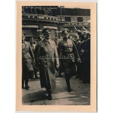 Hitler in Brussels