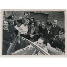 Goebbels press photo
