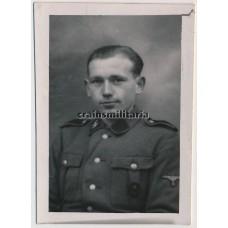 Small SS portrait, 1944