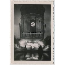 Sudetenland propaganda in Mannheim 1938