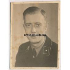 Allgemeine SS portrait Mannheim 1944