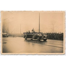 Hitler driving by