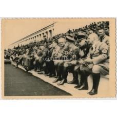 SS General on Berlin Olympiade 1936