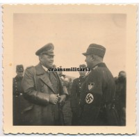 Albert Kesselring with RAD general