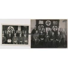 Third Reich work jubilee