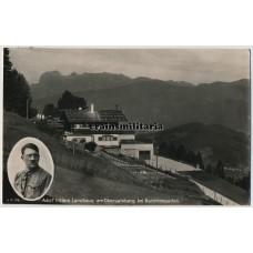Obersalzberg postcard
