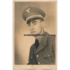 Austrian Hitlerjugend leader portrait