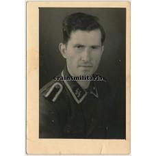 SS Unterscharführer portrait