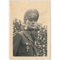 Hitlerjugend leader portrait