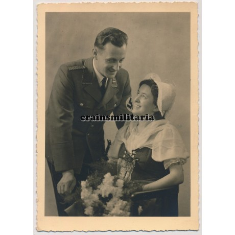 NSDAP wedding portrait